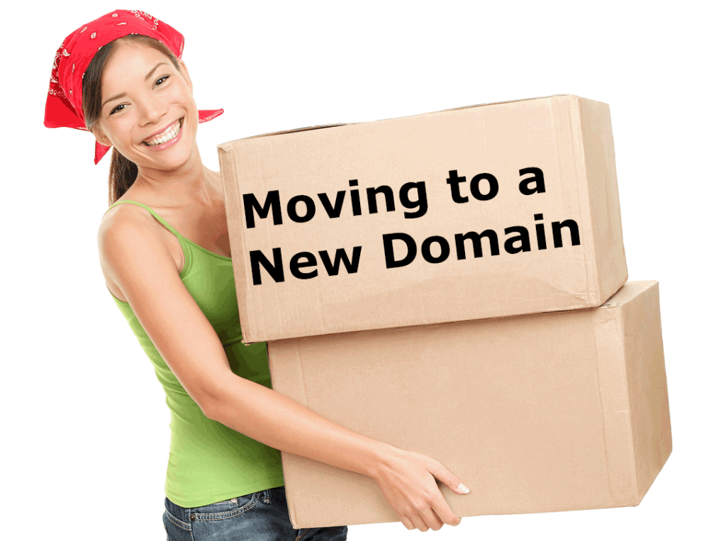Moving To New Domain E
