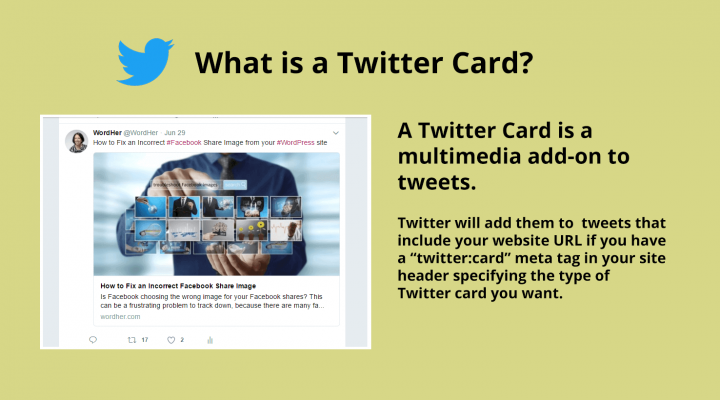 What Is Twitter Card?