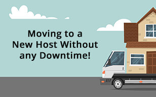 Moving New Host Without Downtime
